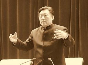 Grandmaster Chen Xiao Wang