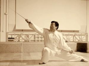 Chen Xiao Wang sword