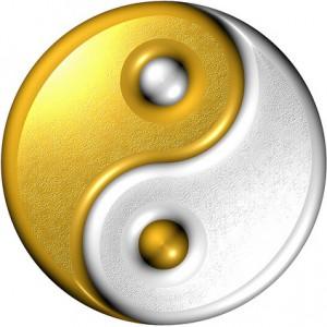 Symbol tchaj-ťi jin a jang
