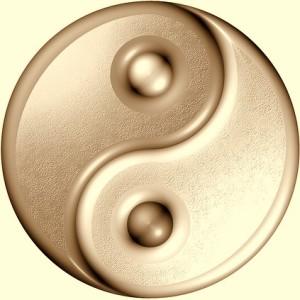 Tchaj-ťi symbol a princip jin a jang