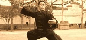 Chen Ziqiang tchaj-ťi čchűan