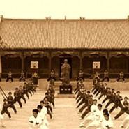 Pushing hands Taijiquan 2 – Chen Xiaowang a Chen Bing