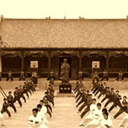 Vývoj tchaj-ťi čchűan Čchen z Čchen-ťia-kou – genealogie, rodokmen Taijiquan Chen