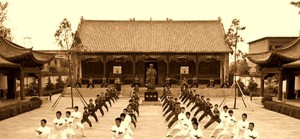 Tchaj-ťi čchűan Čchen z Čchen-ťia-koutréninkk, metody a princip