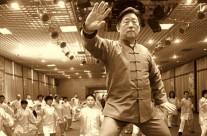 Tchaj-ťi čchűan – studie o zdraví člověka