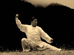 Mistr Čchen Tchaj-ťi čchuan