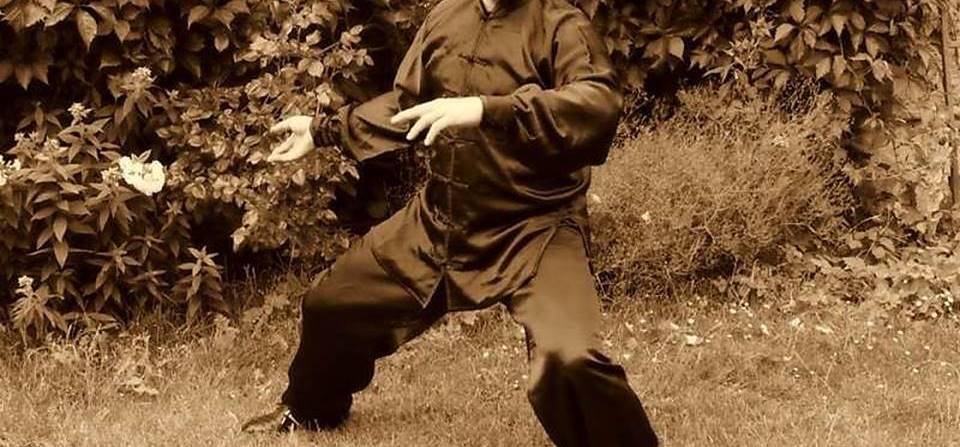 Oblečení na cvičení tchaj-ťi čchűan