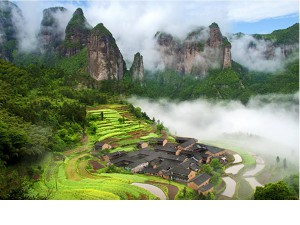 /data/www/taiji chenstyle cz/www/wp content/uploads/2020/05/There Are many scenic areas in china the gongyuyan scenic spot offers spectacular views including a stone forest and the shenlong waterfall in tianshi township xianju county