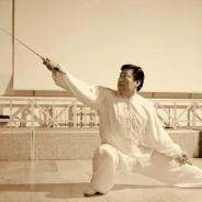 Sestava s (mingským) mečem