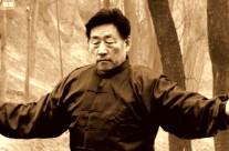 Velmistr Chen Xiaowang demonstruje výdej síly Fajin v Taijiquan